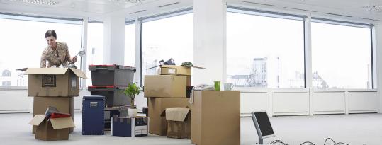 Office Relocation & Setup